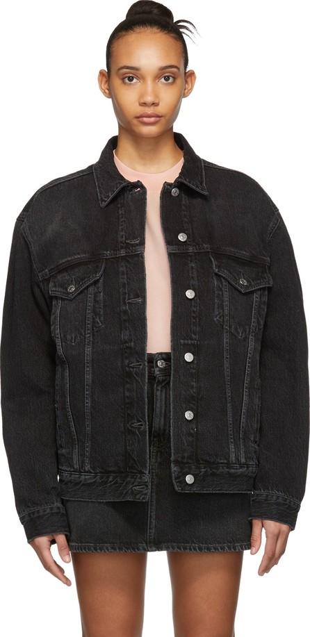 Acne Studios Black Blå Konst Denim 2000 Jacket