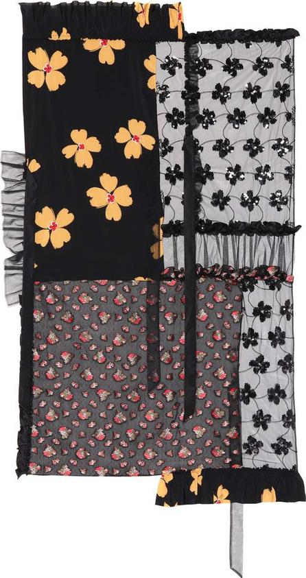 Simone Rocha Embellished scarf