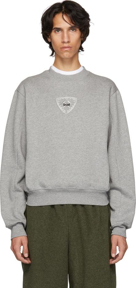 GmbH Grey Logo Berg Sweatshirt