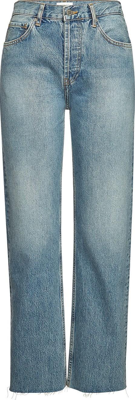 ANINE BING Jackie Straight Leg Jeans