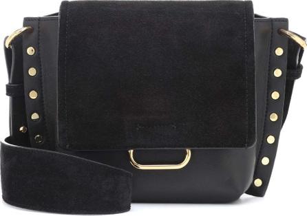 Isabel Marant Asli Small leather shoulder bag