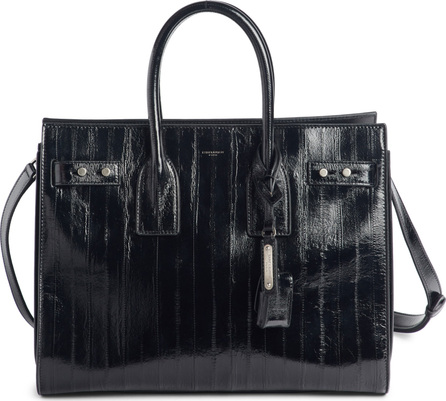 Saint Laurent Small Sac de Jour Eelskin Leather Tote