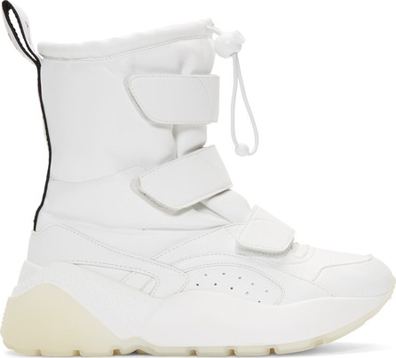 Stella McCartney White Eclypse Snow Boots