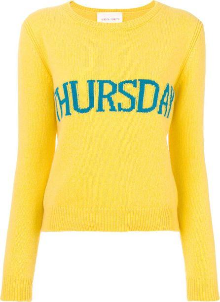 Alberta Ferretti Thursday jumper