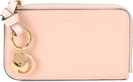 Chloe Alphabet leather wallet