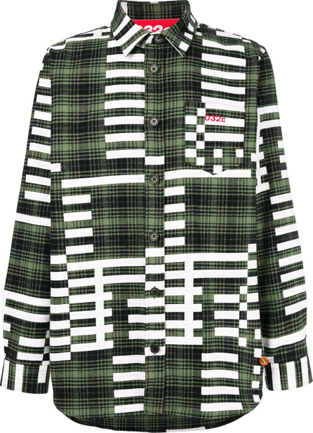 032c WWB flannel shirt