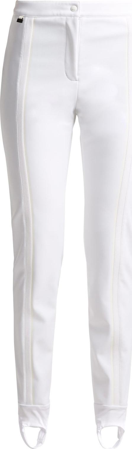 Fendi Side-striped ski leggings