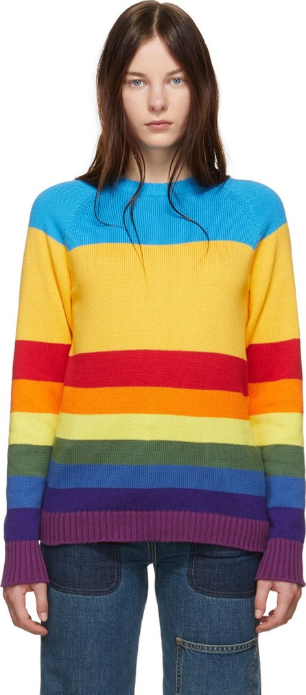 Anton Belinskiy Multicolor Striped Sweater