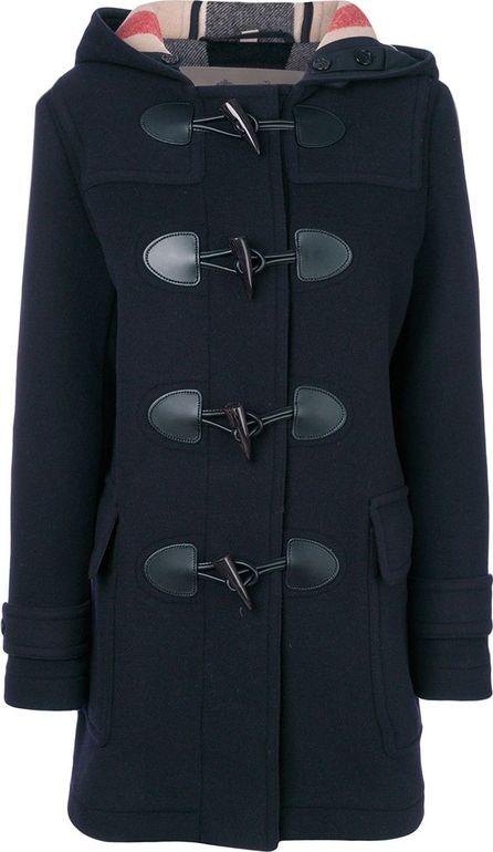 Burberry London England The Mersey duffle coat