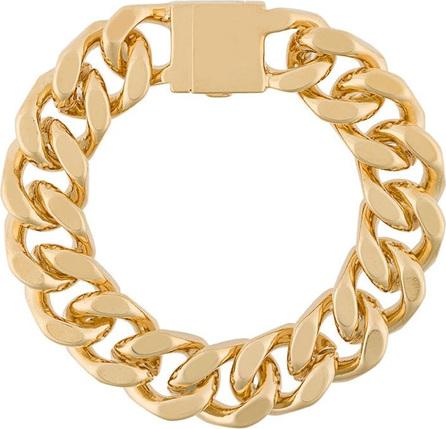 A.P.C. Gravure chain bracelet
