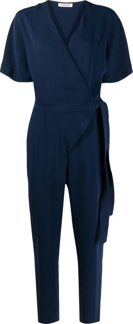 P.A.R.O.S.H. Wrap style jumpsuit
