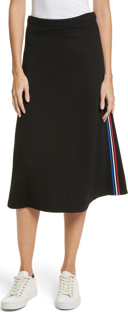 Etre Cecile être cécile Rib A-Line Midi Skirt