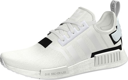 Adidas Men's NMD_R1  Knit Trainer Sneakers