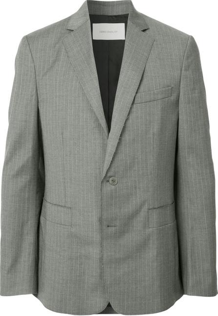 Cedric Charlier Striped blazer