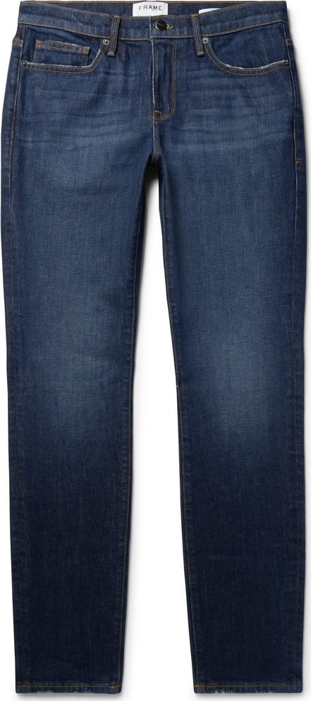 FRAME DENIM L'Homme Skinny-Fit Denim Jeans