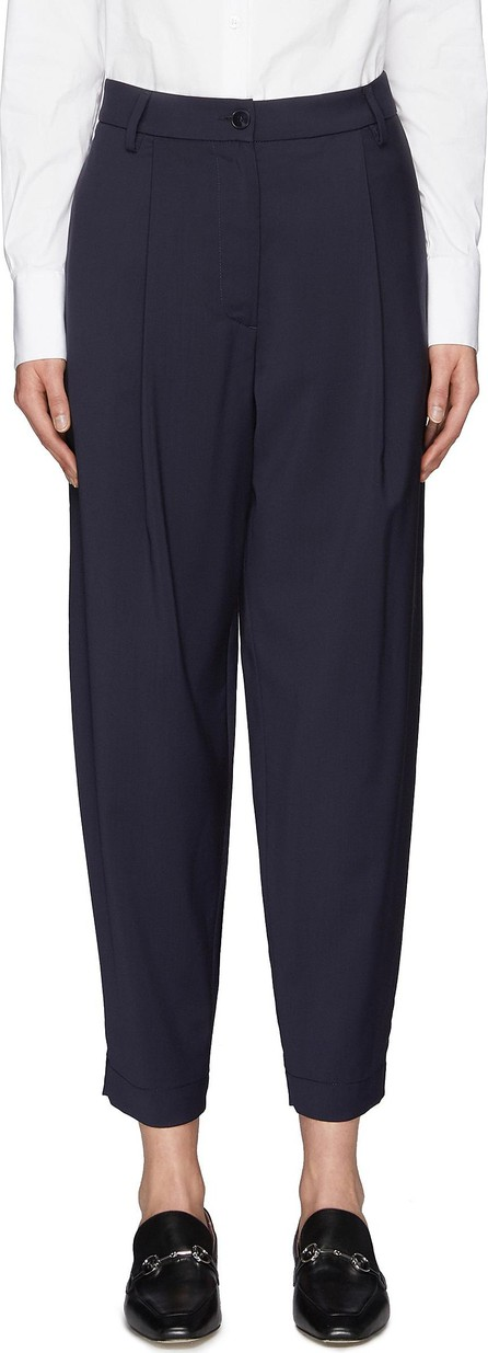 Barena 'Garbo' pleated virgin wool suiting pants