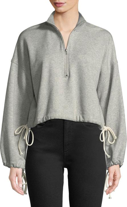 A.L.C. Gallagher Half-Zip Pullover Sweatshirt