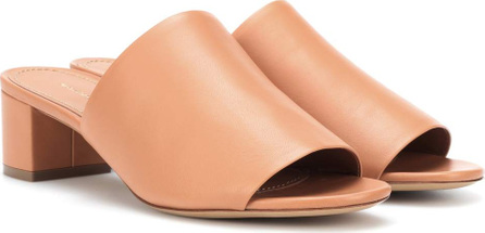 Mansur Gavriel 40mm leather sandals