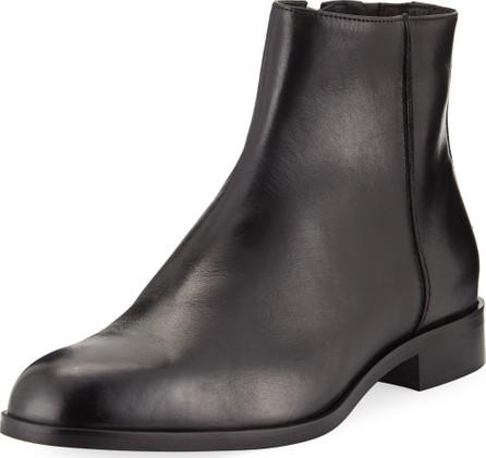 Donald J Pliner Men's Milo-13 Leather Zip Ankle Boots