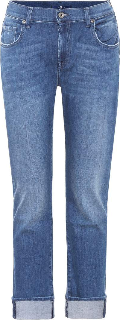 7 For All Mankind The Relaxed Skinny jeans