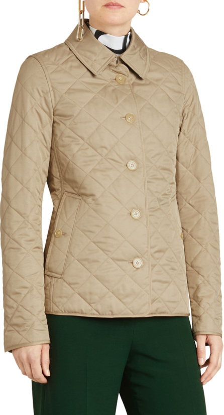 Burberry London England Frankby 18 Quilted Jacket