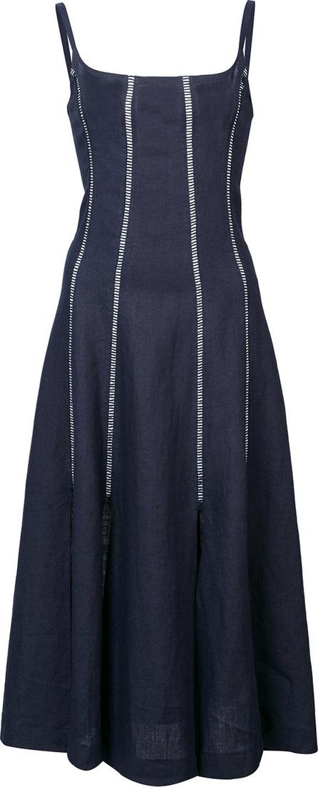 Alexa Chung Spaghetti strap dress