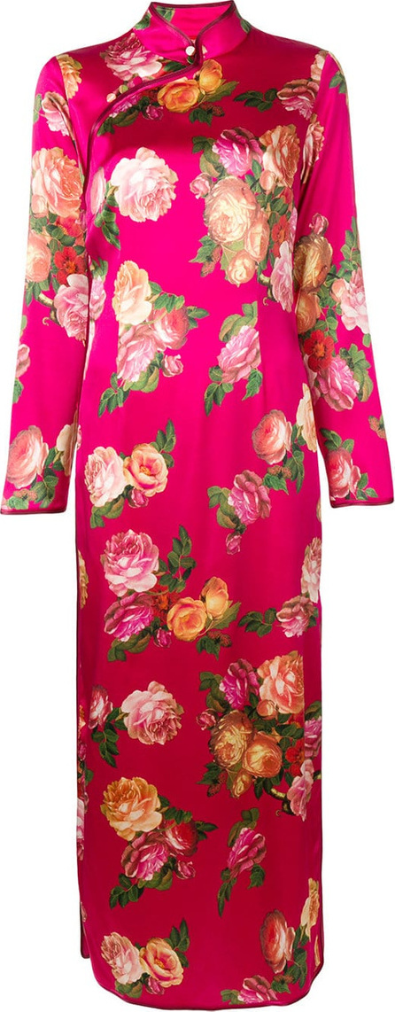 F.R.S For Restless Sleepers Rose print shift dress