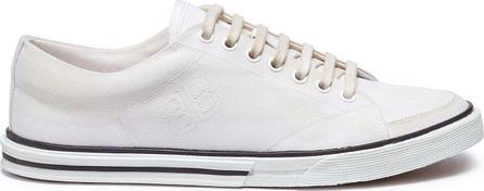 Balenciaga Graffiti logo print midsole canvas sneakers