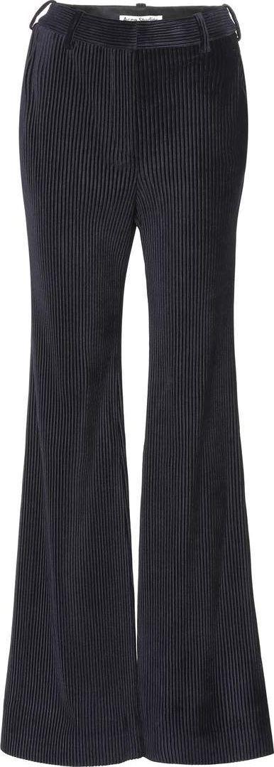 Acne Studios Tessel flared corduroy trousers
