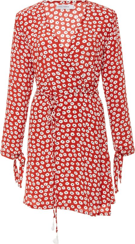 FAITHFULL Poppy Floral Mini Dress