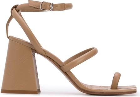 Maison Margiela Tabi square toe sandals