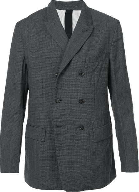 Forme D'expression Double-breasted fitted blazer