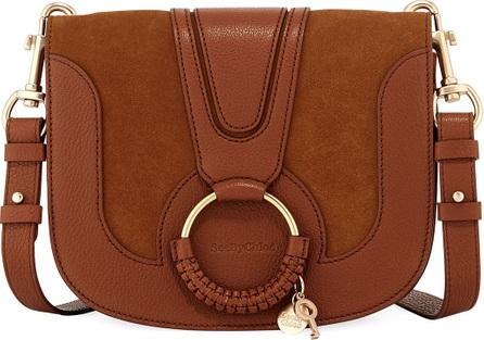 See By Chloé Hana Leather/Suede Shoulder Bag