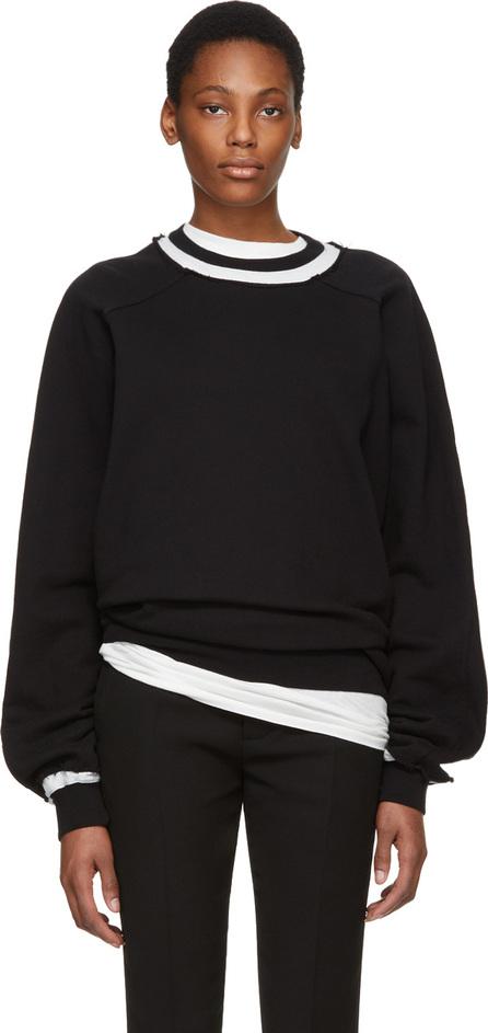 Haider Ackermann Black & White Perth Sweatshirt