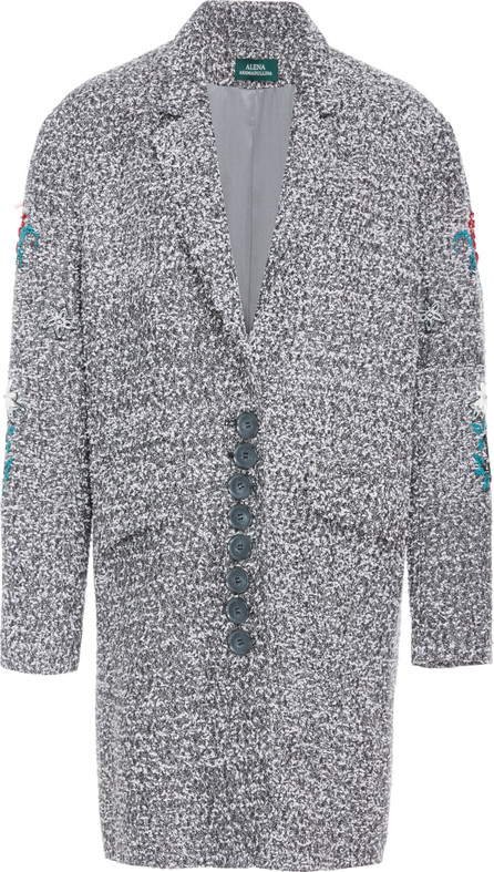 Alena Akhmadullina Embroidered Jacket