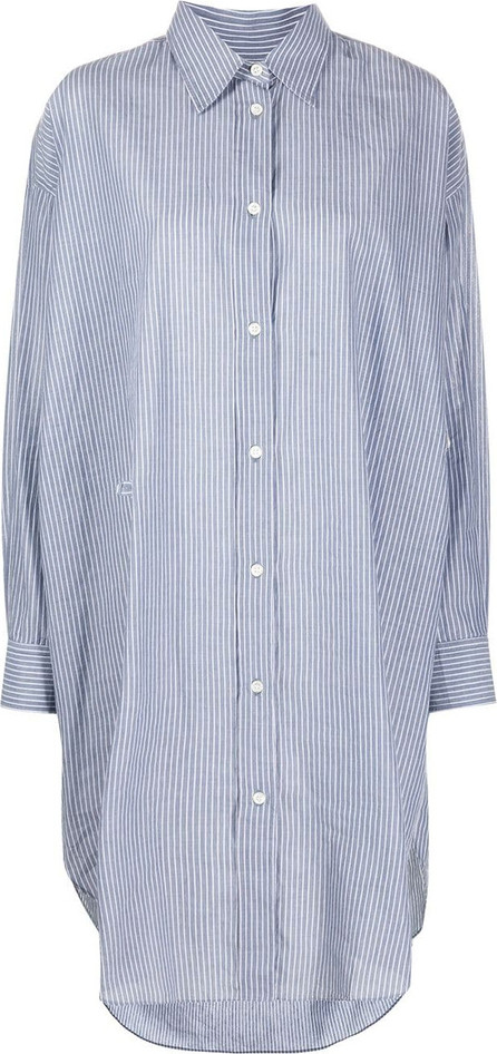 Isabel Marant Etoile Pinstriped shirtdress