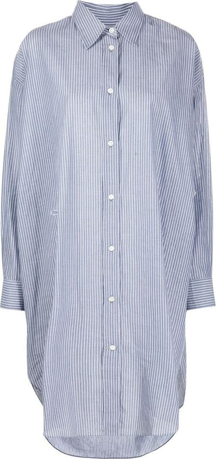 Isabel Marant Etoile Pinstriped shirtdress