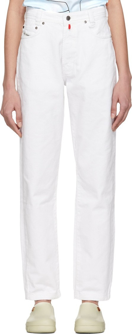032c White Cosmic Workshop Soft Washed Jeans