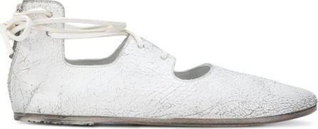 Marsell Lace-up ballerinas