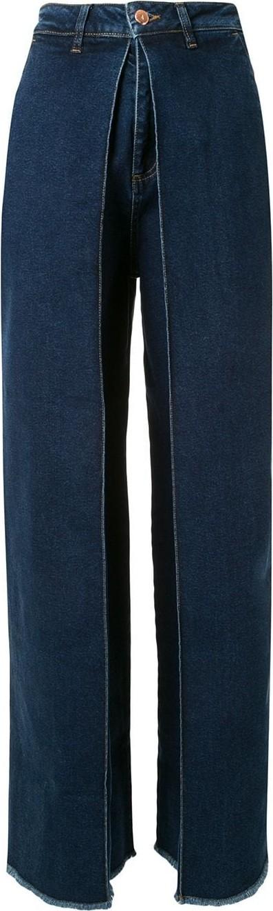 Aalto High rise wide leg jeans
