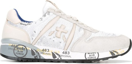 Premiata sequinned detail sneakers