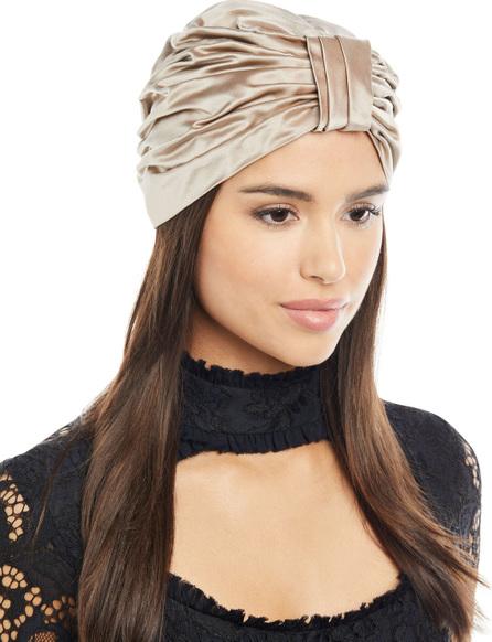 Jennifer Behr Full Silk Turban