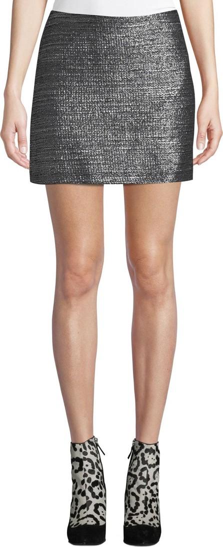 Bailey 44 Winning Streak Metallic Mini Skirt