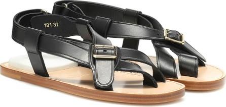 Acne Studios Biana leather sandals