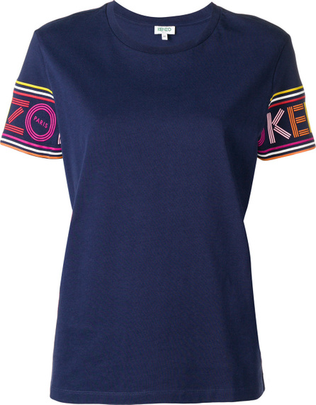 KENZO Logo sleeve crewneck T-shirt