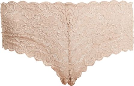 Hanro Moments floral-lace briefs