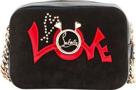 Christian Louboutin Rubylou Mini Love Shoulder Bag