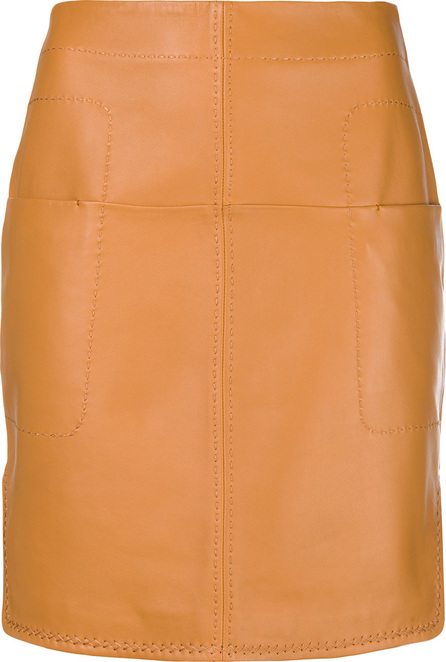 Carven Short fitted skirt