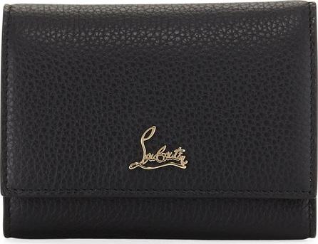 Christian Louboutin Boudoir Mini Calf Wallet