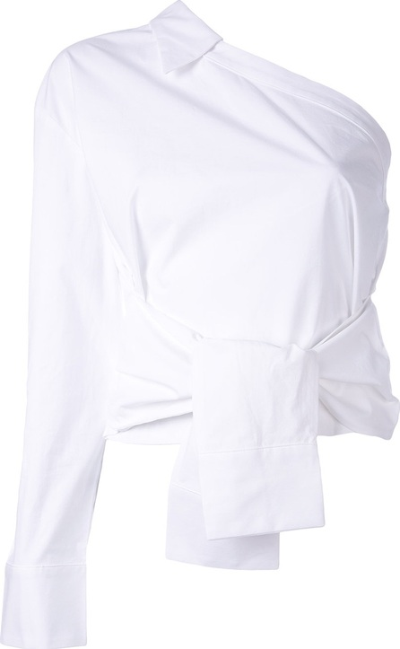 Erika Cavallini one shoulder shirt